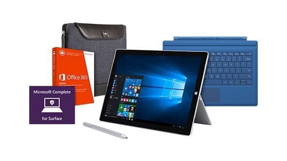 Microsoft Store: $319 Off Surface Pro 3 Business Bundle