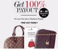 Reebonz: Get 100% Payout