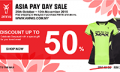 Amnig: 50% Off Sale