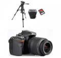 Souq.com: AED 1600 Off  Bundle Offer On Nikon D5200 Camera