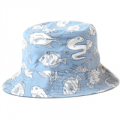 Reyn Spooner: 30% Off Kids Naho I'a Denim Bucket Hat