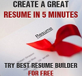 Resumes Planet: Try Best Resume Builder For Free