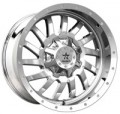 "AudioCityUSA: 20"" RBP Wheels Uzi 78R Chrome Off Road Rims For $1499 & Free Shipping"
