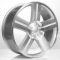 "AudioCityUSA: 20"" 2007 1500 Silverado Suburban Wheels Rims Texas Addition Silver OEM Replica For $899"