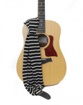 Capturing Couture: Jamie Scarf Guitar Strap At Just $59