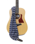 Capturing Couture: Sailor Scarf Guitar Strap At Just $59