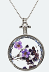 Newchic: Glass Pandent Necklace: Up To 49% Off