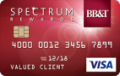 Quizzle: BB&T Spectrum Rewards™ Card