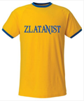 Netshirt: 33% Rabatt På Gulblå Zlatanist T-shirt Zlatan Baby