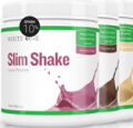 White One: Slim Shake® - MIX 539 KR