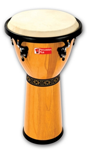 Normans Musical Instruments: Percussion Plus PP452 Natural Djembe For £89