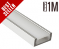 Wholesale LED Lights: Best Seller 1m Slim Aluminium Profile/Extrusion