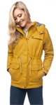 Target Dry: Lana Womens Hooded Waterproof Raincoat For £99.95