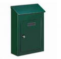 Lock And Key: Campagne 2 Steel Postbox From £49.48 Inc VAT