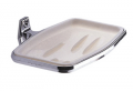 Door Handle Company: Soap Dish, Polished Chrome - K904XC For £4.99