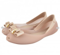 Kids Cavern: MELISSA AW16 NUDE KIDS QUEEN 16 SHOES Only £46
