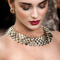 ROX: 70% Off ROX Identity Couture Yellow Gold Plate Collar