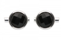 Chapelle Jewellery: 50% Off Onyx Cufflinks