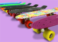Buy Direct 4U: Bentley Sport 22″ Retro Cruiser Mini Skateboards From  £18.99
