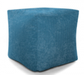Rucomfy Bean Bags: £10 Off Teal Jumbo Cord  Cube Beanbag