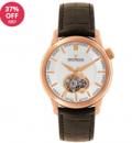 Chapelle Jewellery: 37% Off Men's Dreyfuss & Co. 1925 Automatic Rose Gold Analogue Watch DGS00093/02