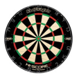 Red Dragon Darts: Red Dragon Hi-Score 2 Dartboard