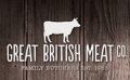 Click to Open Great British Meat Co. Store
