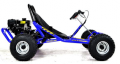 Fun Bikes: The Drift 2 2015 200cc Blue Go Kart At £545
