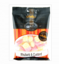Approved Food: Stockleys Rhubarb And Custard 125g Stockleys Rhubarb And Custard 125g For £0.89