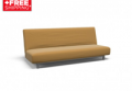 CoverCouch: BEDDINGE THREE-SEAT SOFA BED For £178