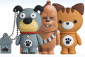 DSTele.com: Tribe Novelty USB Sticks On Sale + Free Shipping