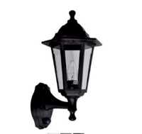 Wholesale LED Lights: Special Price On IP44 Outdoor Wall Lantern With Dusk Dawn Sensor