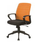 DSTele.com: 47% Off Oyster-Folding Designer Operator Chair + Free Shipping