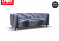 CoverCouch: KLIPPAN TWO-SEAT SOFA For £269