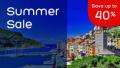 Hotels.com: 40% Off Summer Sale