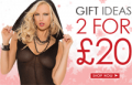 Honour: Gift Ideas 2 For £20