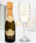 Always Personal: Personalised Prosecco Gift Set Just For £19.99