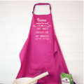 Always Personal: Personalised Baking Apron Just For £17.99