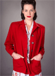 The Seamstress Of Bloomsbury: Pearl Jacket For £85