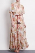 Traffic People: Tea On The Lawn-Margaux Dress