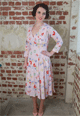 The Seamstress Of Bloomsbury: Connie Dress & Bolero Jacket For £99