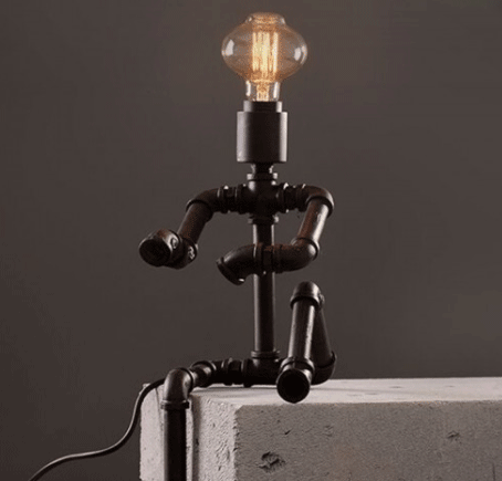 Coocepts: Industrial Lamp Just $155
