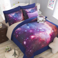SCtrending: 3D Galaxy Bedding In 4 Pieces