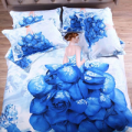 SCtrending: Beautiful Girl Realistic 3D Printed Bedding Sets