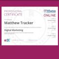 EdX: Professional Certificate