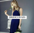 TFNC London: TFNC Bridesmaid In Stock