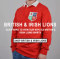 Toffs Ltd: British & Irish Lions Just From $18