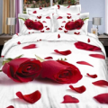 SCtrending: Red Rose Bedding Sets