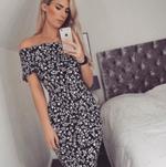 TFNC London: Just £32 TFNC Rika Black Dress CODE - ANT 47270