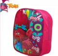 The Sparkle Club: Trolls Dark Pink Small Backpack